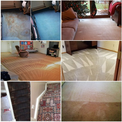 2017  Carpet cleaning warrington