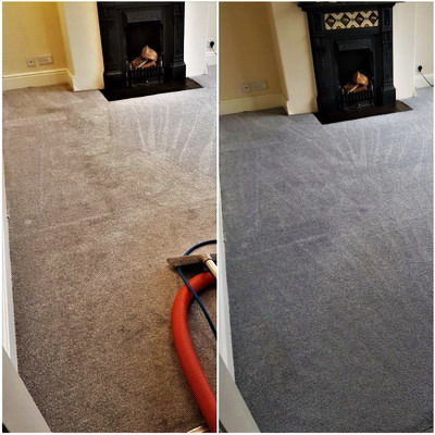 Carpet cleaning in Warrington